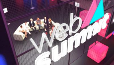 AEC | Websummit Promotion 3D Model